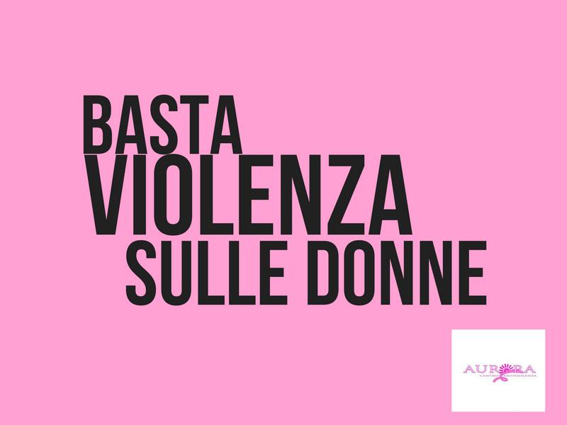violenza spazio donna centro antiviolenza aurora