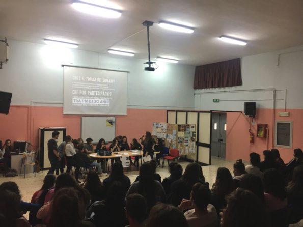 Forum dei Giovani a Piedimonte Matese