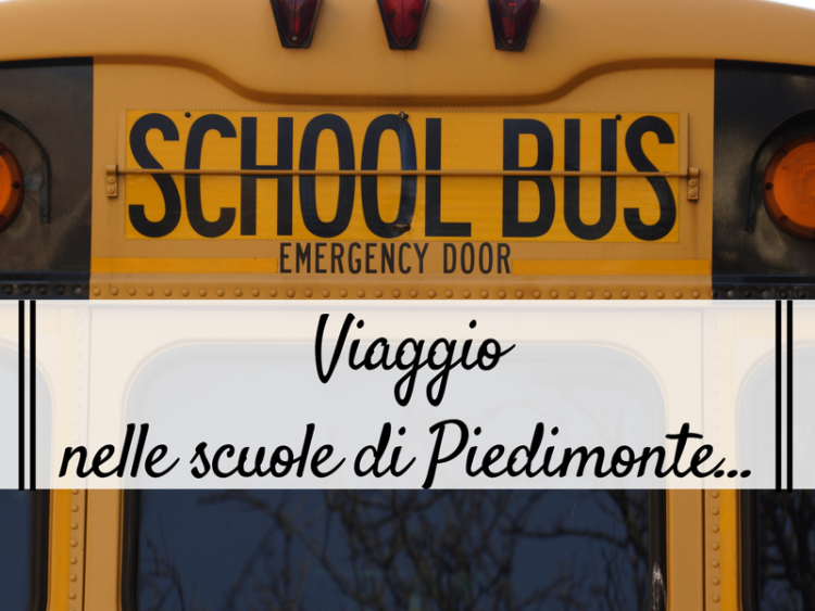 Viaggio nelle scuole di Piedimonte